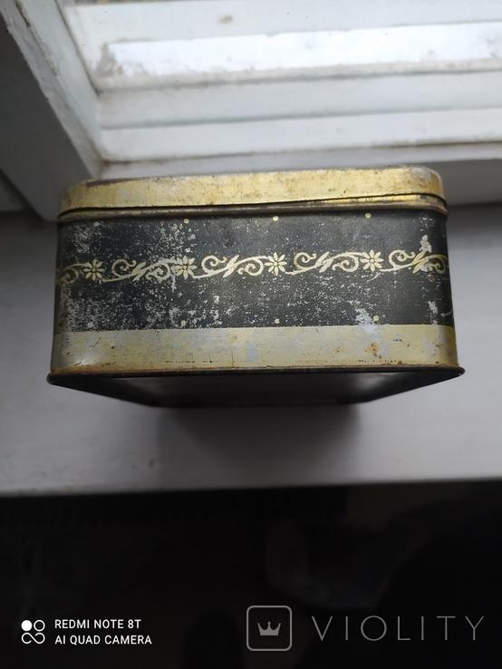 Жестяная коробка СССР, фото №6