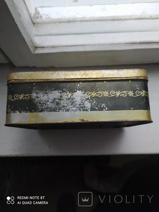 Жестяная коробка СССР, фото №7
