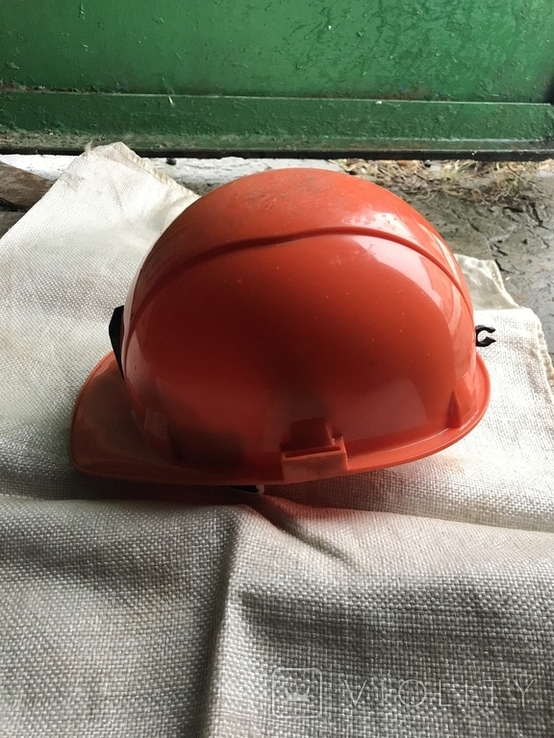 Каска шахтёрская, новая, фото №4