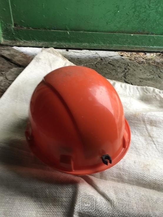 Каска шахтёрская, новая, фото №5