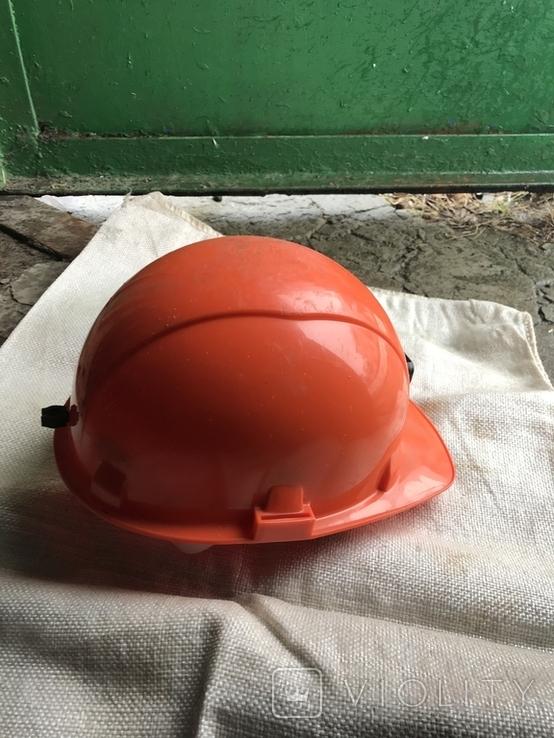 Каска шахтёрская, новая, фото №6