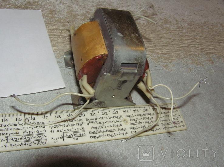 Трансформатор на 220 вольт., фото №3