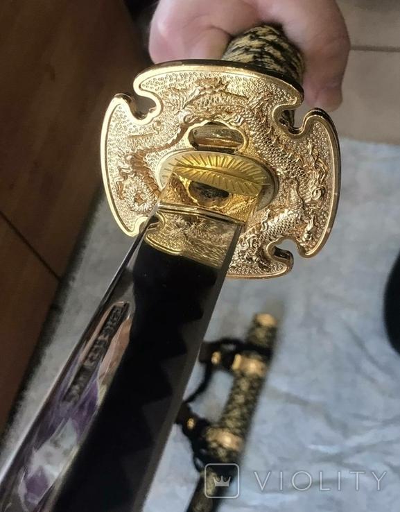 Самурайский  меч -KATANA, фото №9