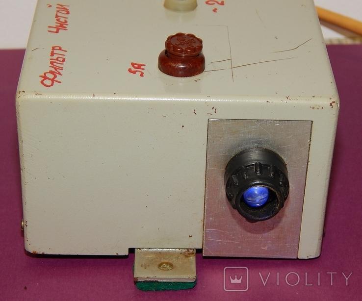 Фильтр чистой сети 220v/50гц, фото №4