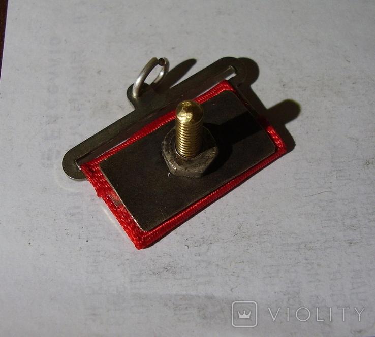 Копия колодки(мельхиор), фото №4