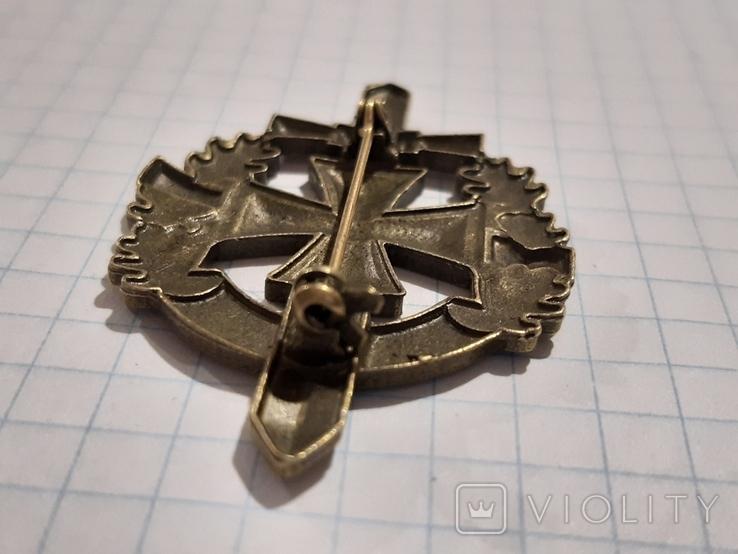 Знак Вермахт, копия, фото №6