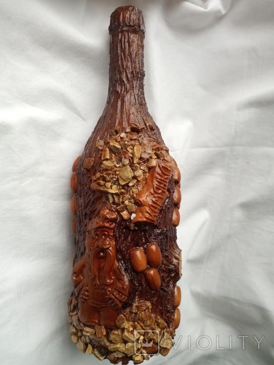 Сувенірна пляшка 0,5, фото №2