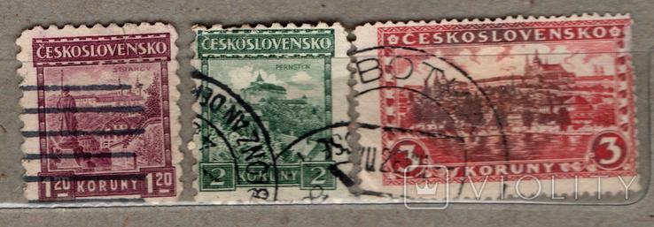 Чехословакия. Замки. 1926-1929 гг., фото №2