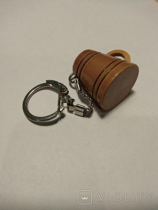 Брелок для ключей кружка, фото №5