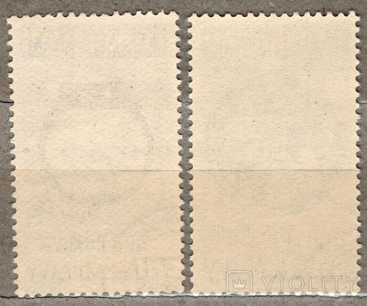 Чехословакия. Юбилеи. 1963 г., фото №3