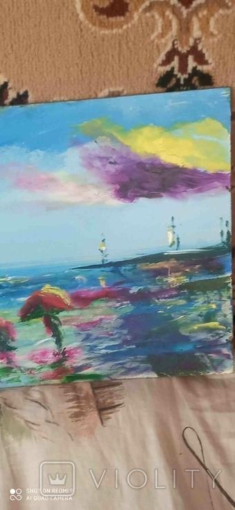 3 морские пейзажи Очакова, фото №7