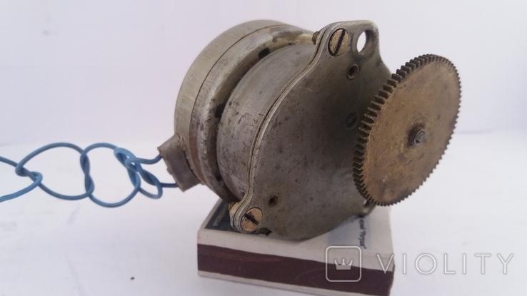 Мотор склопідіймача ЗАЗ-965, фото №2