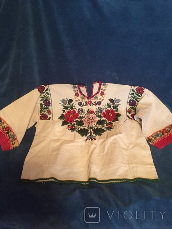 Рубашка бисерная, фото №4