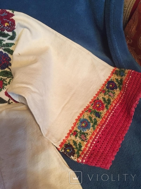 Рубашка бисерная, фото №6