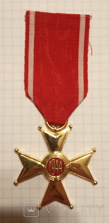 Орден Возрождения Польши в родной коробке, фото №7