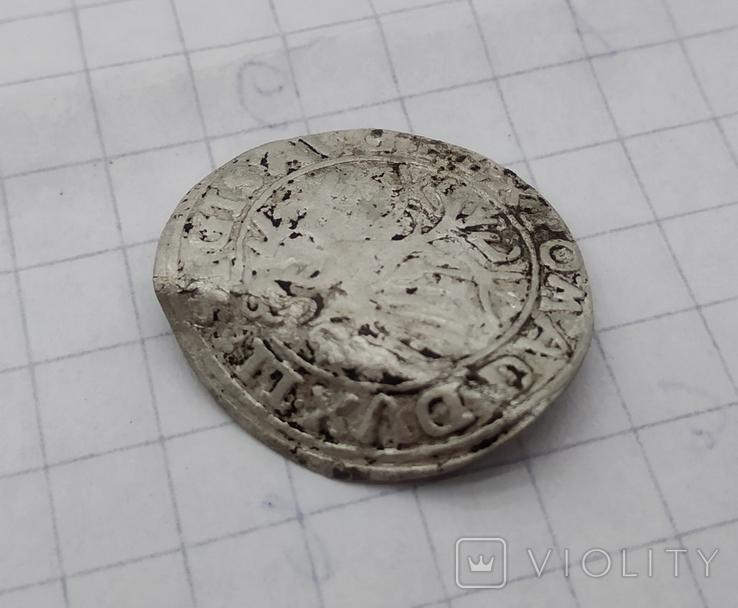 Полугрош 1557 г Георга Бема, фото №9