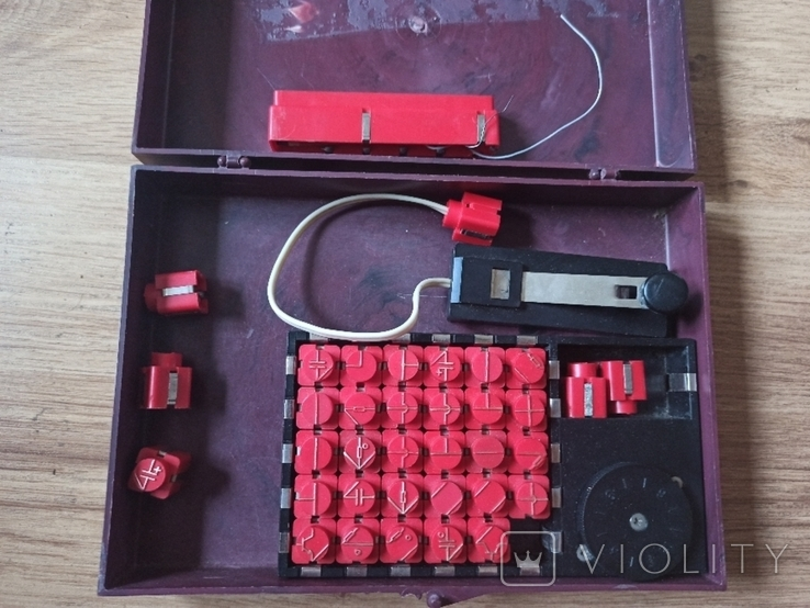 Электронные кубики СССР, фото №4