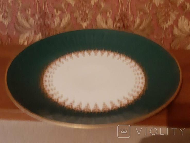 Тарелка ГДР 1777, фото №3