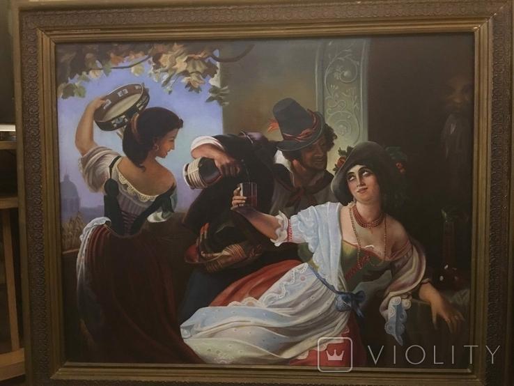 Святкування жовтневих свят у Римі. Копія., фото №4
