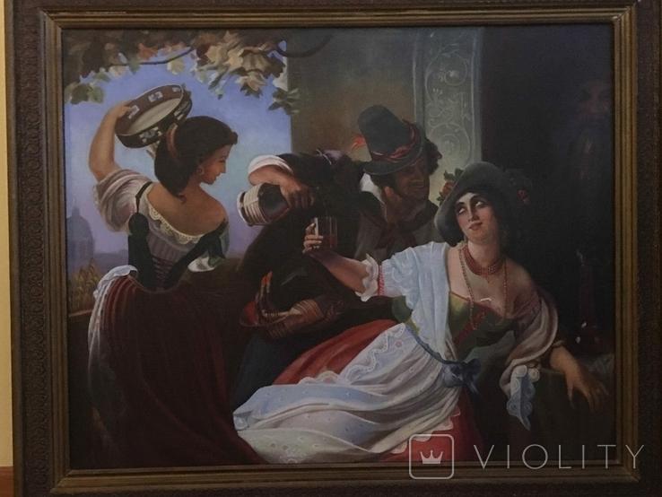 Святкування жовтневих свят у Римі. Копія., фото №5
