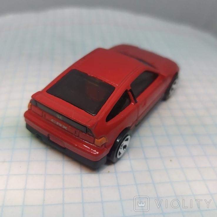 Машинка Honda CSX. 2-018 Mattel  (12.20), фото №6