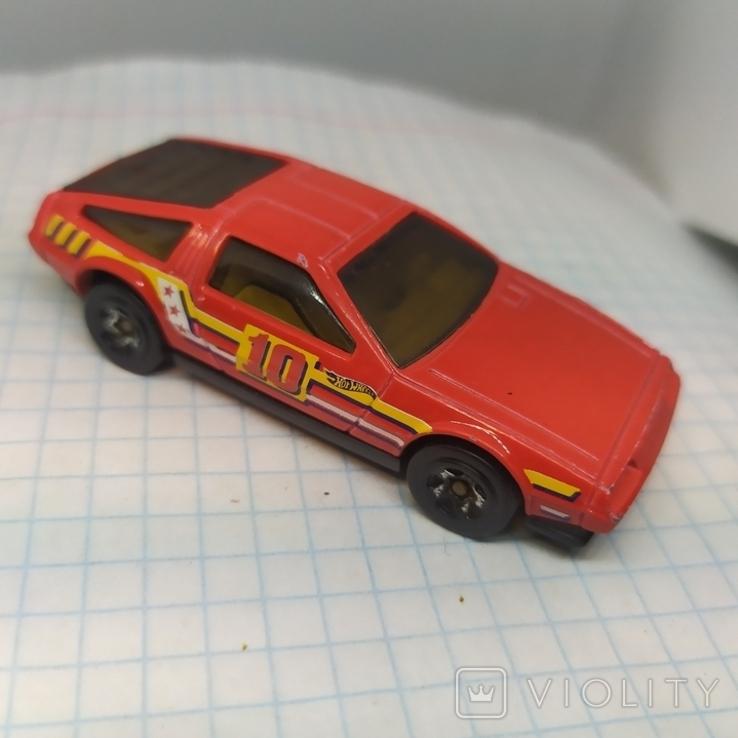 Машинка гоночная. 2009 Mattel (12.20), фото №2
