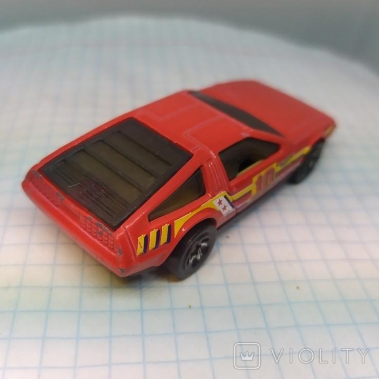 Машинка гоночная. 2009 Mattel (12.20), фото №6