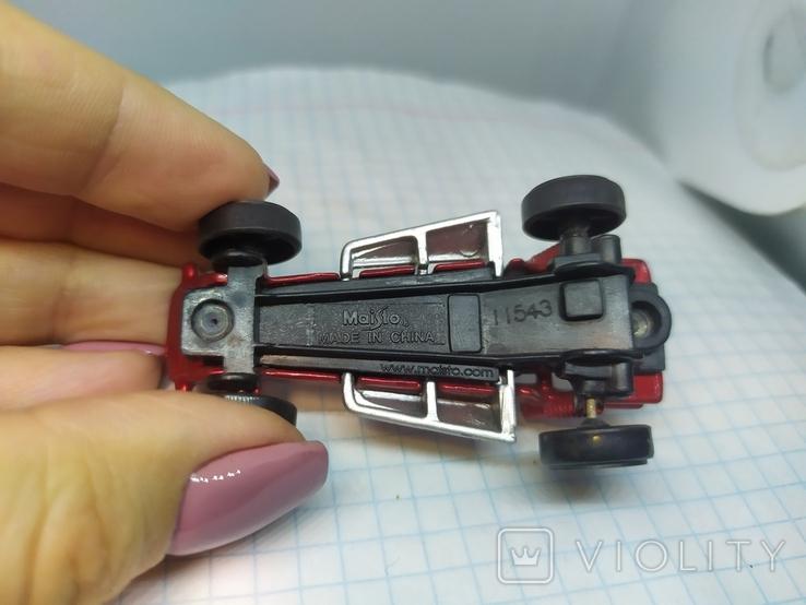 Машинка. Maisto  (12.20), фото №7