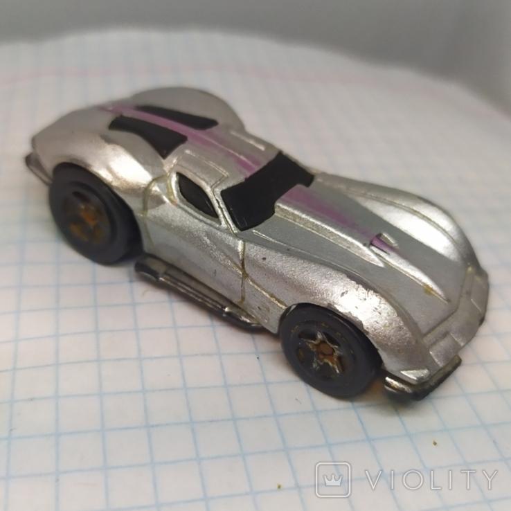Машинка Corvette Sting Ray TM GT  (12.20), фото №2