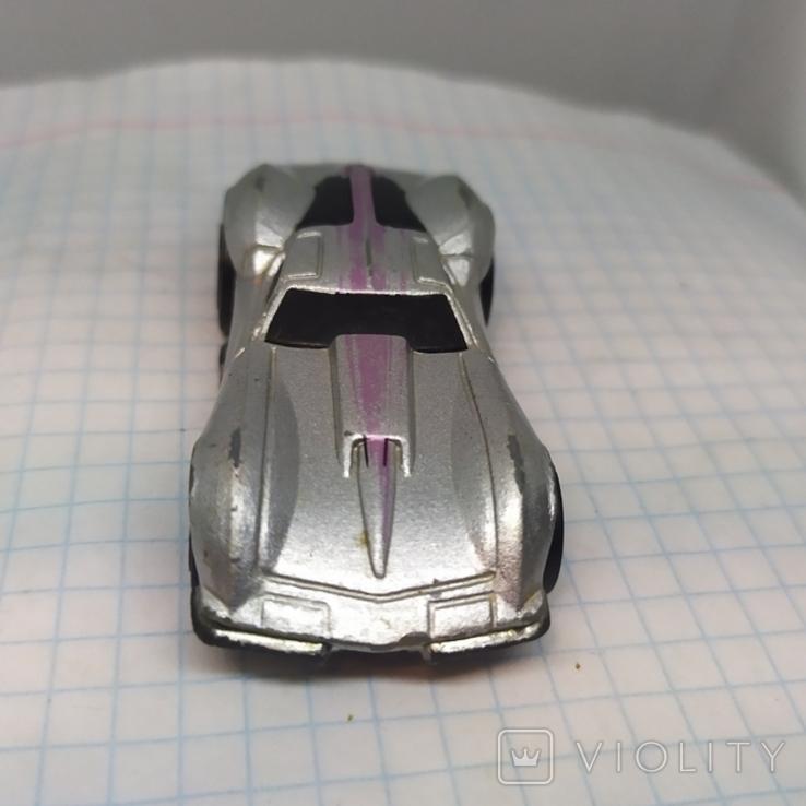 Машинка Corvette Sting Ray TM GT  (12.20), фото №3