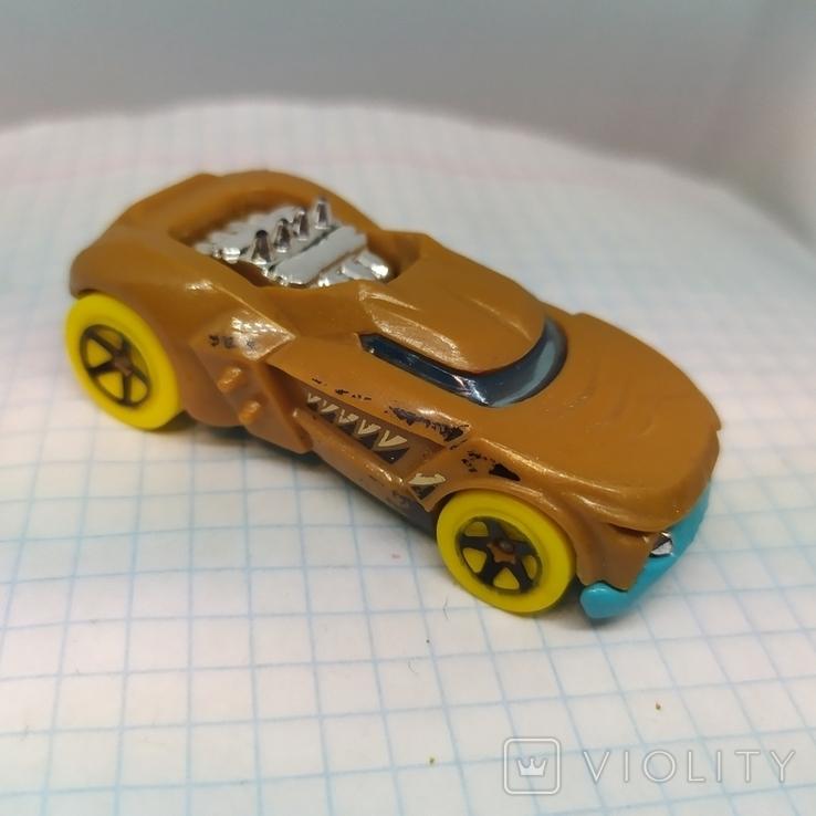 Машинка. 2011 Mattel  (12.20), фото №2