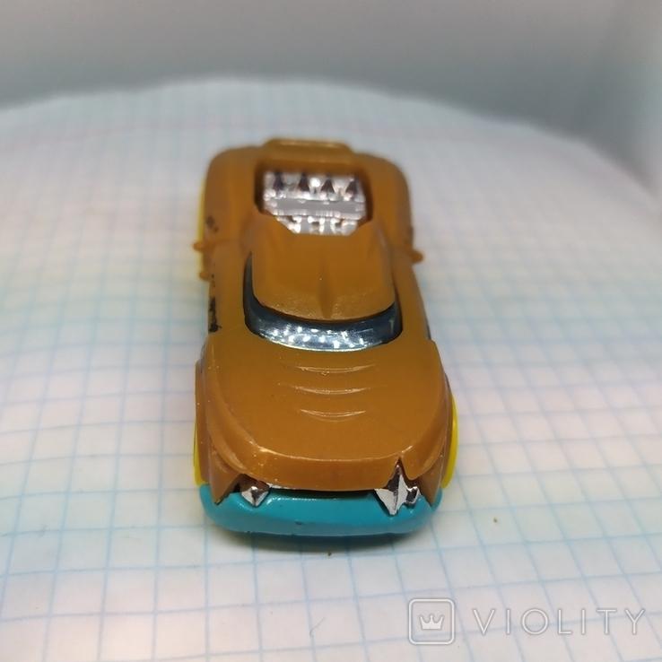 Машинка. 2011 Mattel  (12.20), фото №3