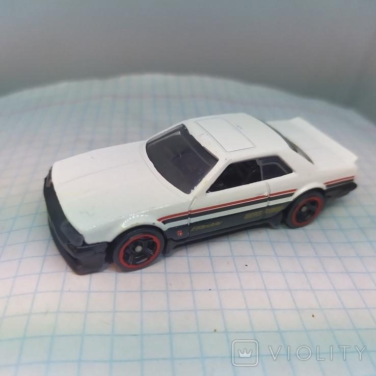 Машинка Nissan Skyline R30. 2017 Mattel  (12.20), фото №5