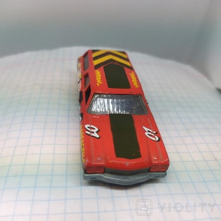 Машинка Chevelle SS Wagon. 2008 Mattel  (12.20), фото №3