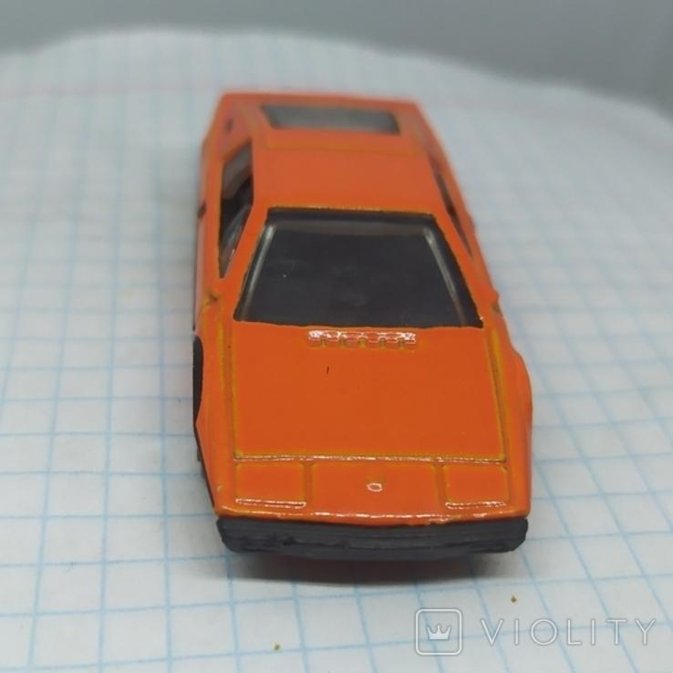 Машинка Lotus Esprit S1. 2014 Mattel  (12.20), фото №3