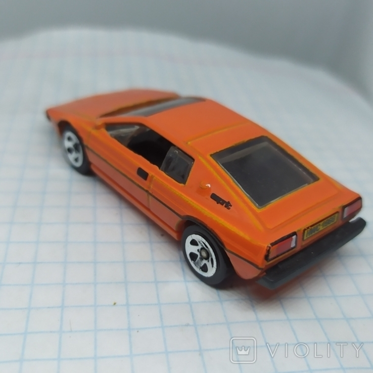 Машинка Lotus Esprit S1. 2014 Mattel  (12.20), фото №5