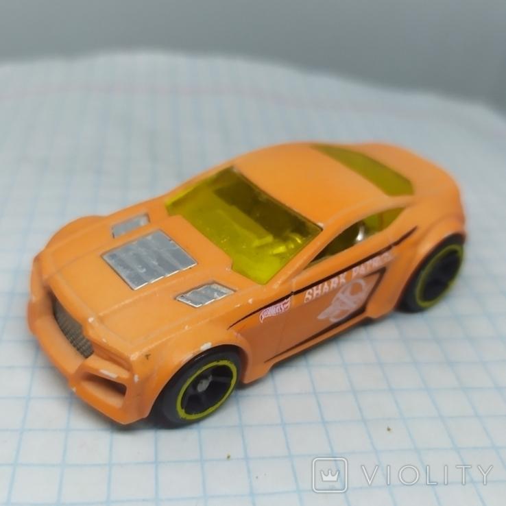 Машинка металл. 2009 Mattel  (12.20), фото №4