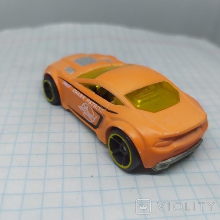 Машинка металл. 2009 Mattel  (12.20), фото №5