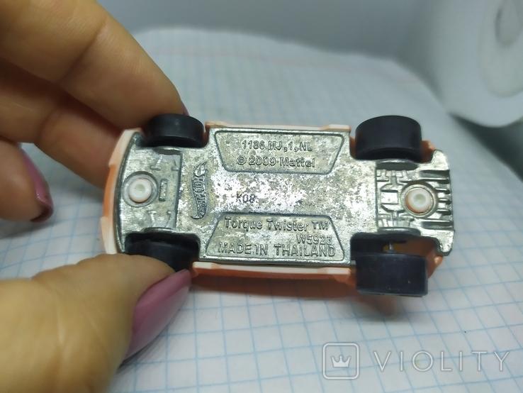 Машинка металл. 2009 Mattel  (12.20), фото №7