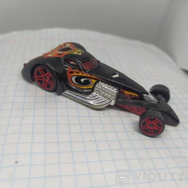 Машинка гоночная. Металл. 2000 Mattel  (12.20), фото №2
