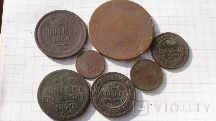 Монеты Российская Империя, фото №6