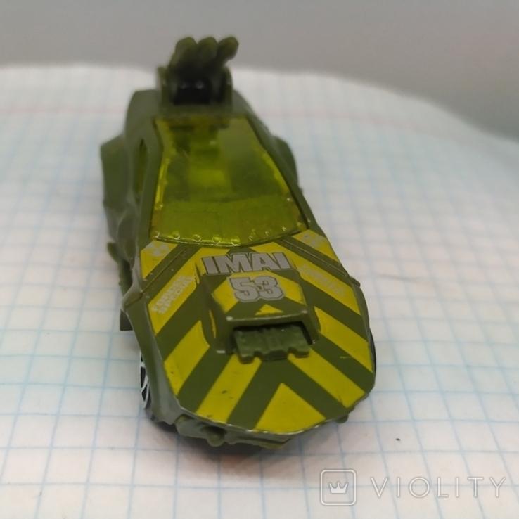 Военная машина с ракетами (12.20), фото №3