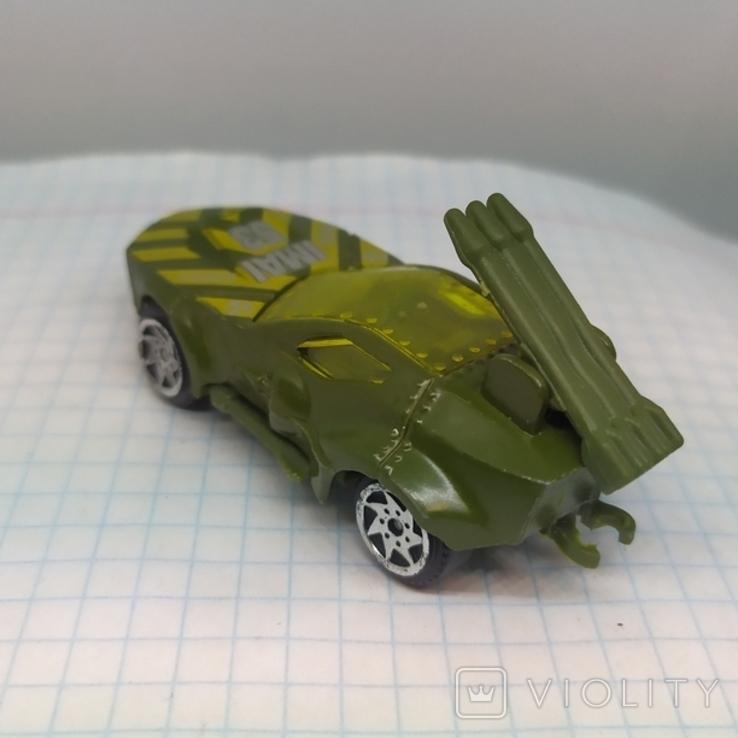 Военная машина с ракетами (12.20), фото №5