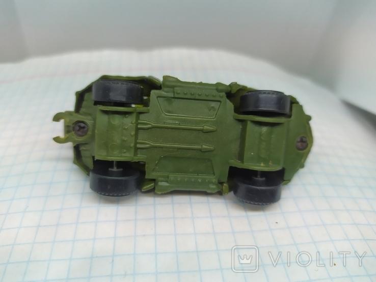 Военная машина с ракетами (12.20), фото №7