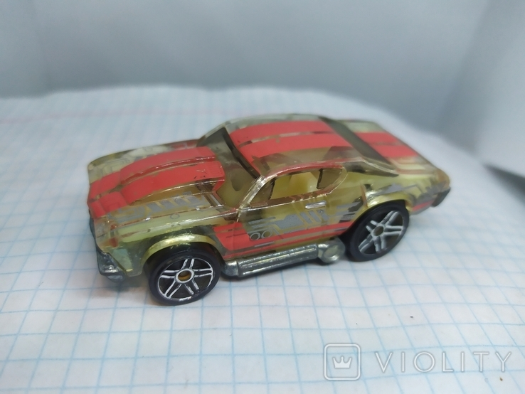 Машинка Chevelle TM GM. 2004 Mattel (9.20), фото №4