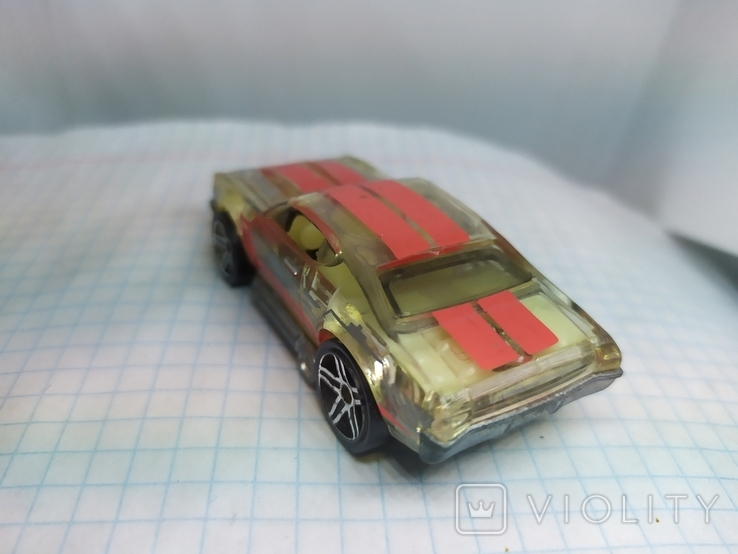 Машинка Chevelle TM GM. 2004 Mattel (9.20), фото №5