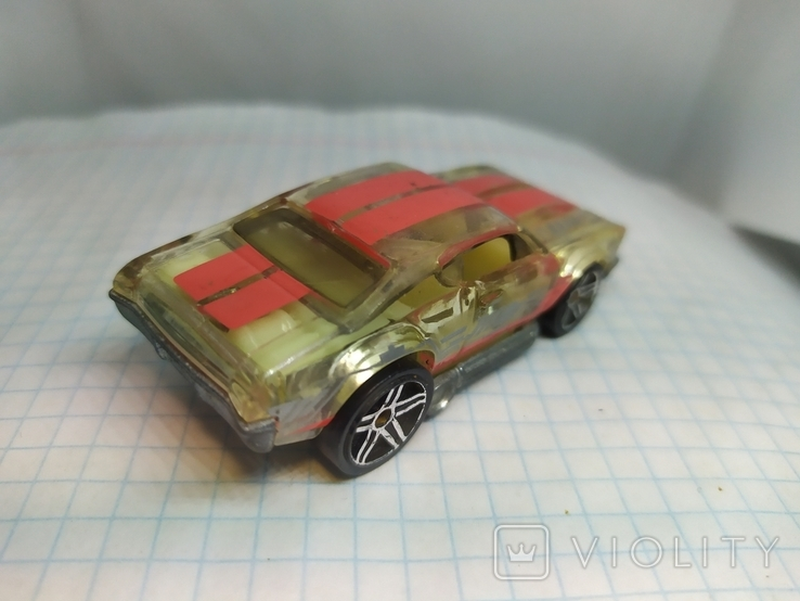 Машинка Chevelle TM GM. 2004 Mattel (9.20), фото №6
