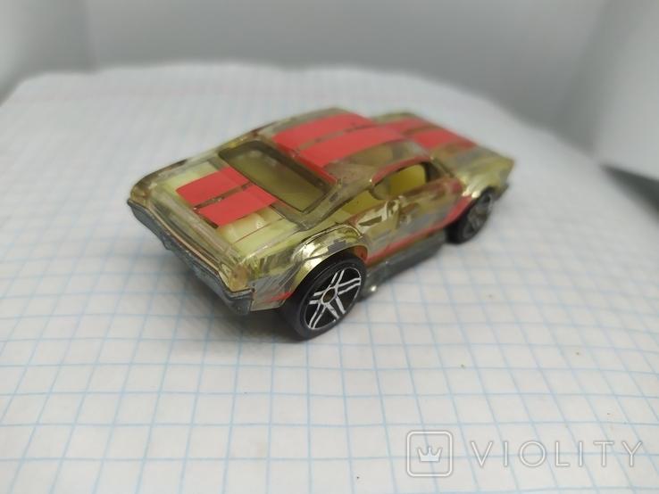 Машинка Chevelle TM GM. 2004 Mattel (9.20), фото №7