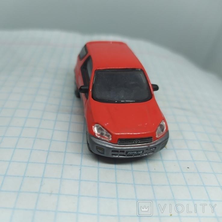 Машинка Toyota Raw4  (12.20), фото №3