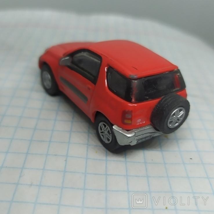 Машинка Toyota Raw4  (12.20), фото №5
